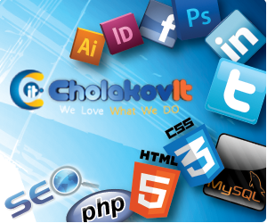 Cholakov IT | Web Design, IT Development, Search Engine Optimization and Social Media Marketing Services